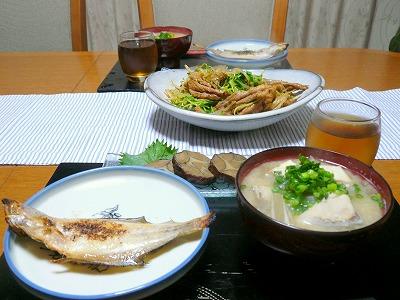 110216夕食