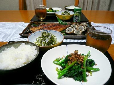 110301夕食