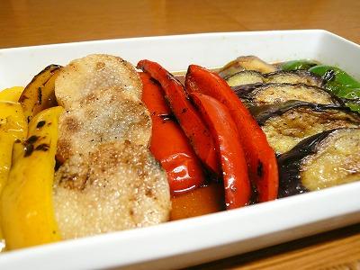 110520焼き野菜