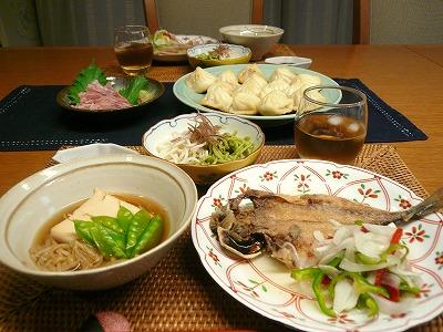 110522夕食