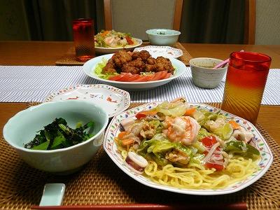 110525夕食