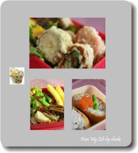 お弁当のコピー