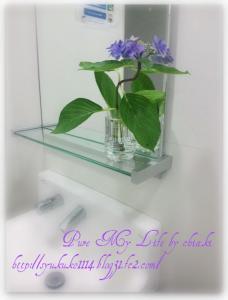 会社の紫陽花2