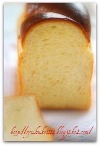 はちみつ食パン2