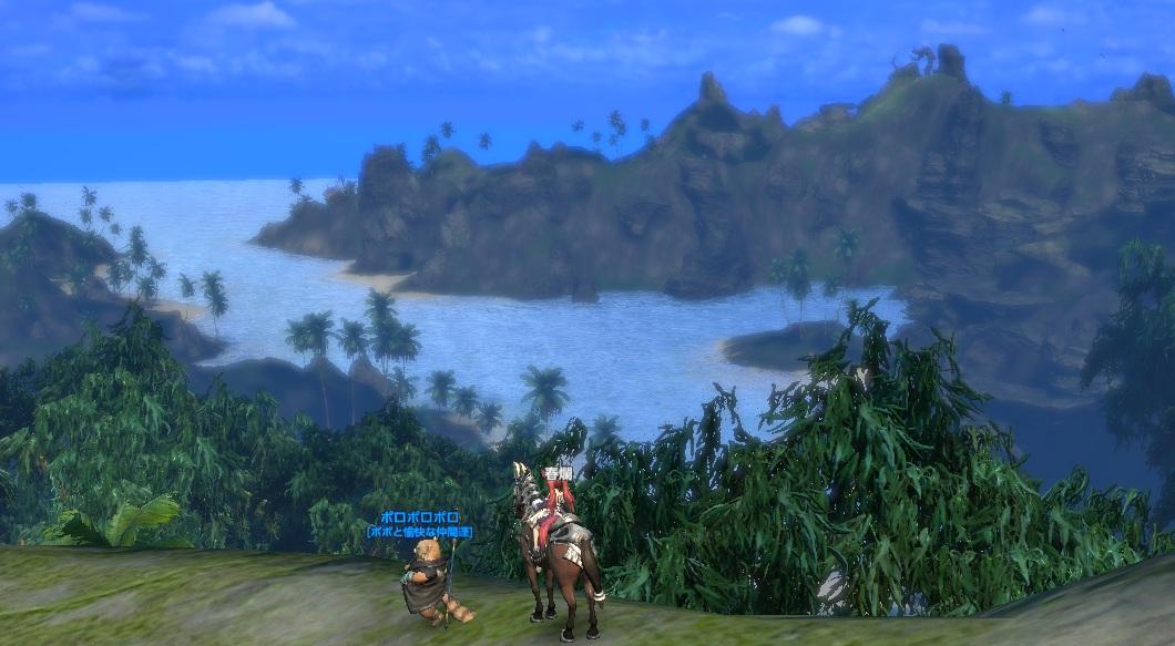 山から見た景色1