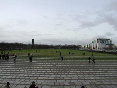 ドイツ連邦議会議事堂1