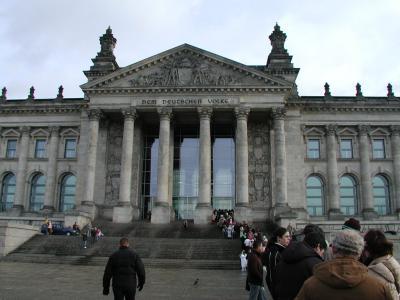 ドイツ連邦議会議事堂2