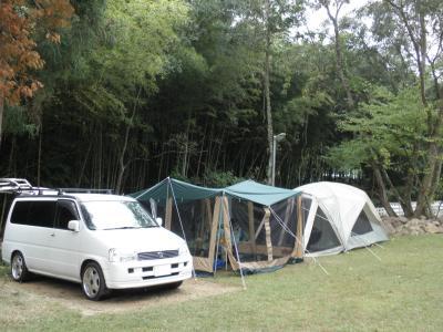 キャンプ書写3