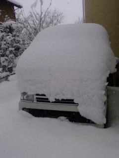 アトレー雪1