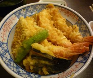 鎌倉でえび天丼