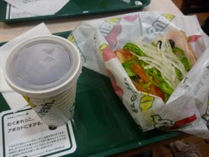 サブウェイ渋谷P1110831