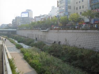 Korea_清渓川