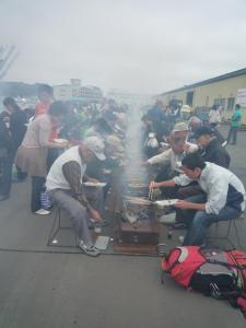 さんま祭り 4