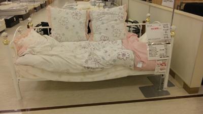 似鳥ベッド