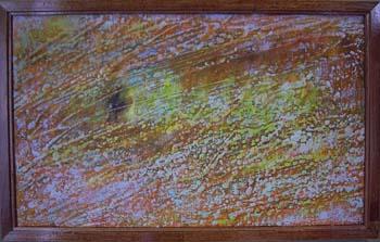 【2004年個展】窓越しの世界