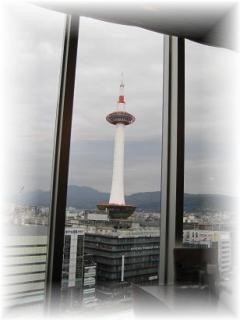 2009年11月29日京都タワー