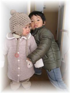 2010年1月H兄妹