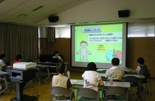 ミニ講話・腎臓についてしっかり学びました。