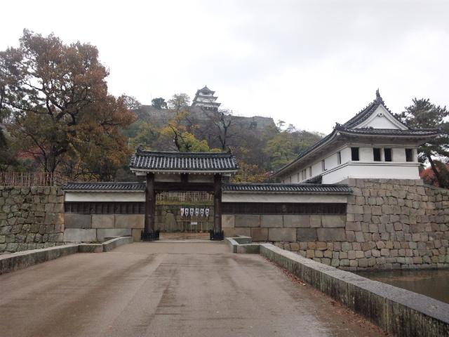 丸亀城大手二の門