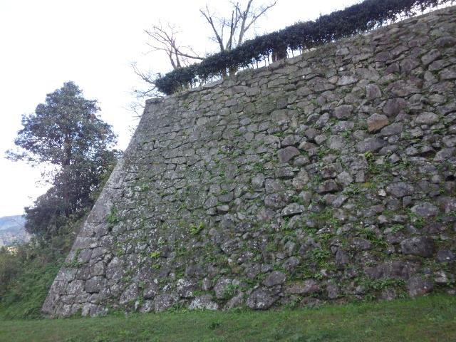 宇和島城石垣