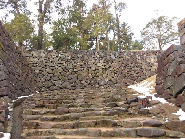 ギリギリ門跡