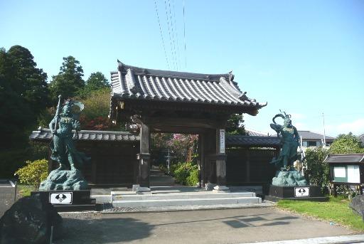 弘願寺山門