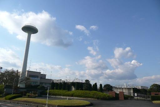 楮川浄水場