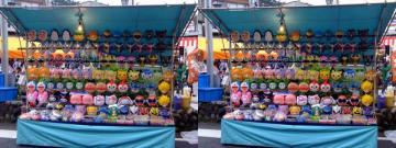 川越祭りの出店の数はすごい!