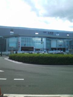 北野駅外観