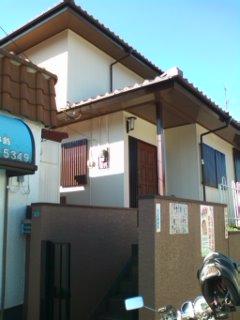 渡辺さんの家