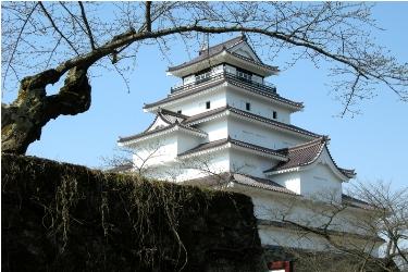 4月13日の鶴ヶ城