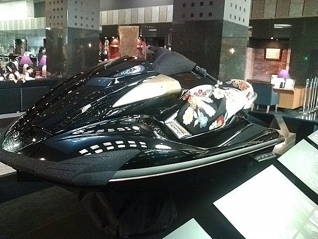 水上オートバイ「Royal WaveRunner」1