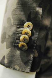 オーダースーツ名古屋 カモフラジャケット