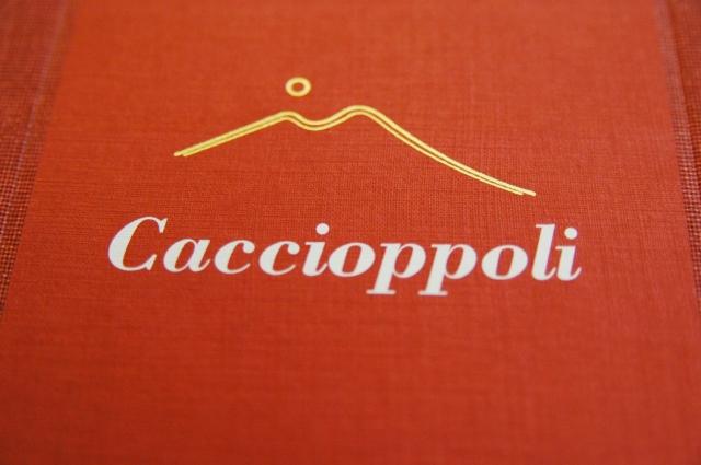 Caccioppoli カチョッポリ オーダースーツ名古屋