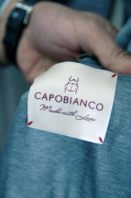CAPOBIANCO カポビアンコ