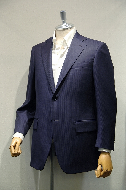 名古屋オーダースーツ DORMEUIL