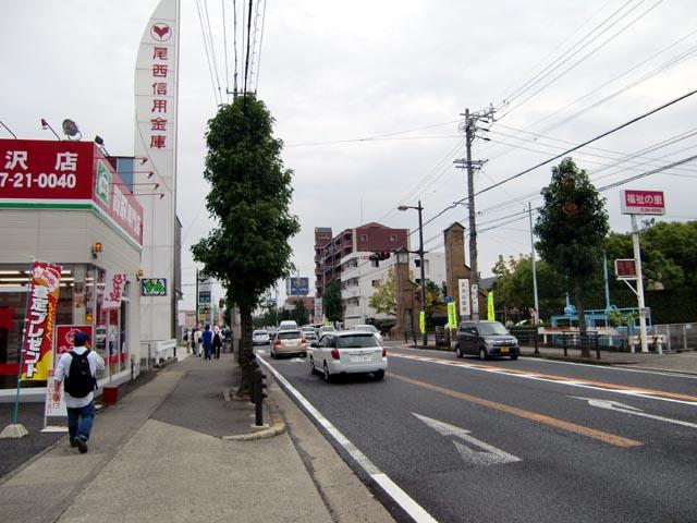 美濃路めぐりと国府宮、稲沢市 - 神さまたどり