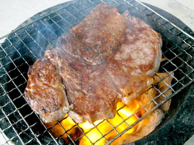 鶴一ステーキ