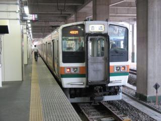 E233系3000番台導入に伴い新潟・長野地区への転用が予定されている211系。