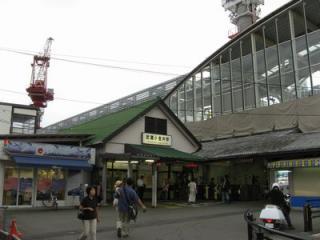 武蔵小金井駅旧駅舎