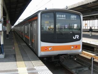 同じく当初から武蔵野線用として新製された205系