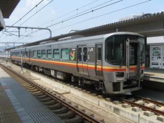 姫新線キハ127系
