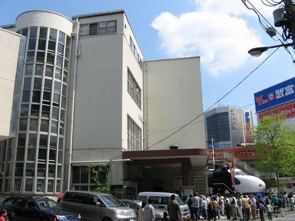 交通博物館エントランス