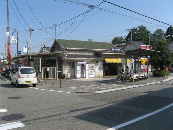 阪急甲陽線の終点、甲陽園駅。