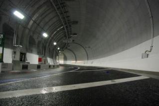 首都高速中央環状新宿線のシールドトンネル