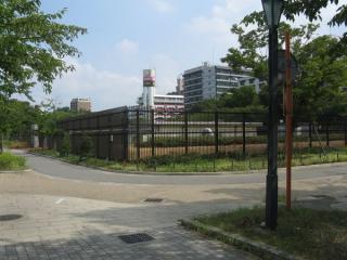 大阪市水道局桜宮配水場