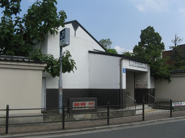 大阪城北詰駅3号出入口