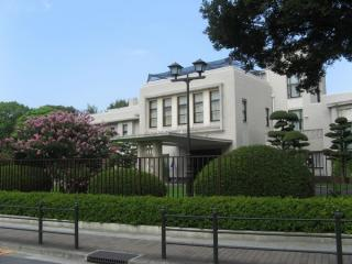 大阪市公館。