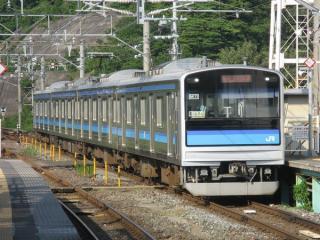 仙石線205系3100番台。