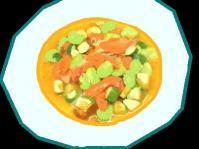 ソラマメスープ